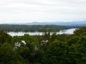 One of the many views of Tuross waterways.