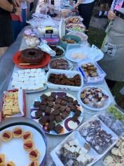 The 'desserts'.