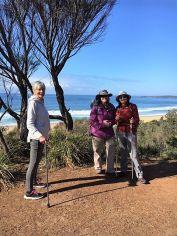 Margaret, Amanda and Denise