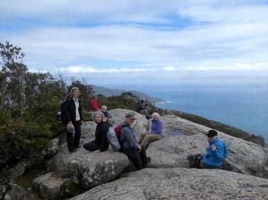 Summit of Mt Oberon