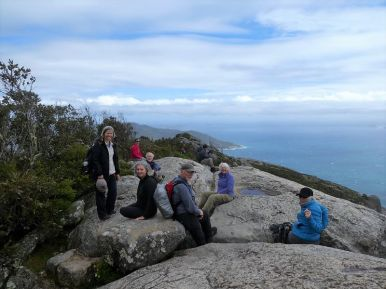 Summit of Mt Oberon