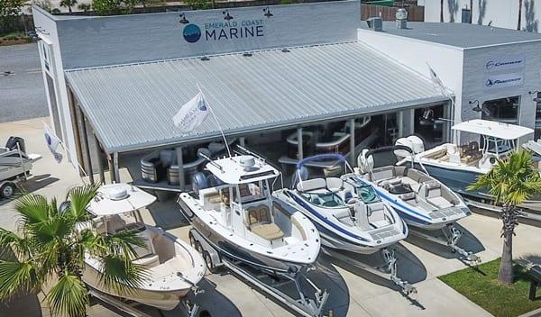 Emerald Coast Marine (ECM) Adds Four New Brands