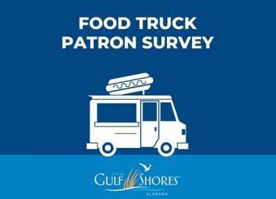Gulf Shores Begins Food Truck Survey