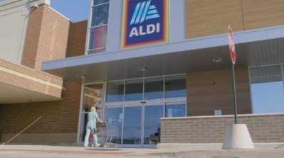 ALDI HQ, Distribution Center Breaks Ground