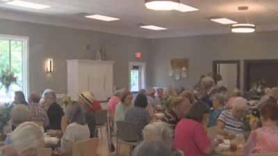 Semmes Senior Center Reopens After Expansion