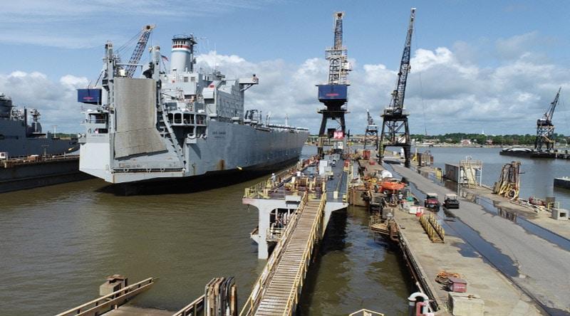 Alabama Shipyard Wins $16-Million Contract