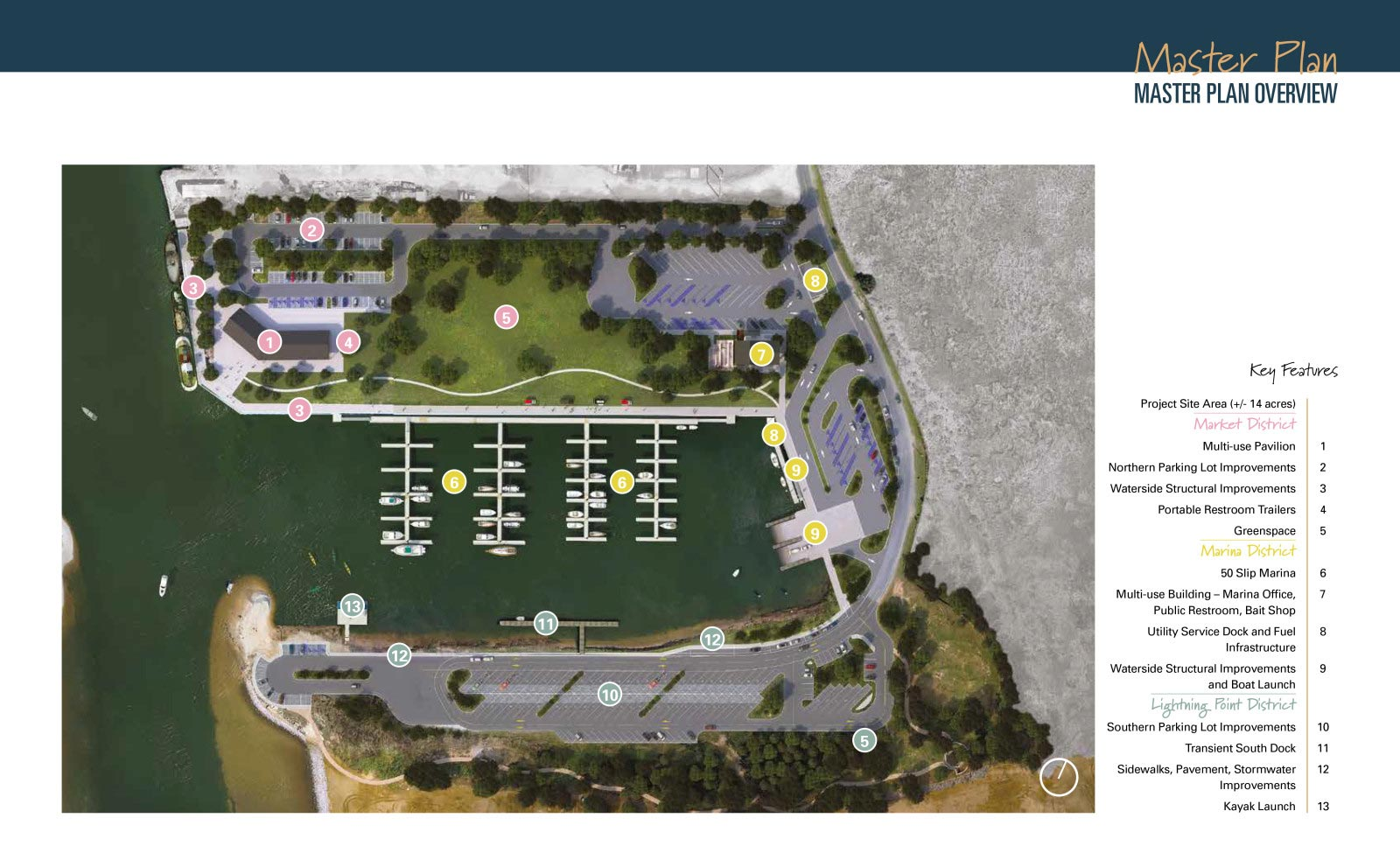 Bayou La Batre Redevelopment Master Plan Drafted