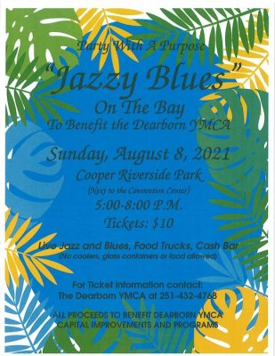 Dearborn YMCA to Host Jazzy Blues Fundraiser At Cooper Riverside Park