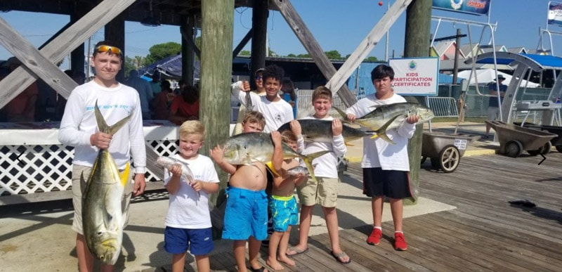 Roy Martin Young Anglers Tournament This Weekend