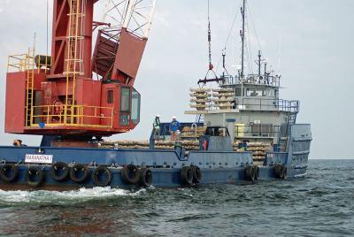 Artificial Reef Program Gains 110 Mi.2
