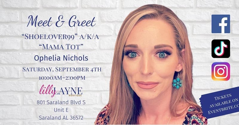 Lilly Layne Boutique To Host Meet And Greet