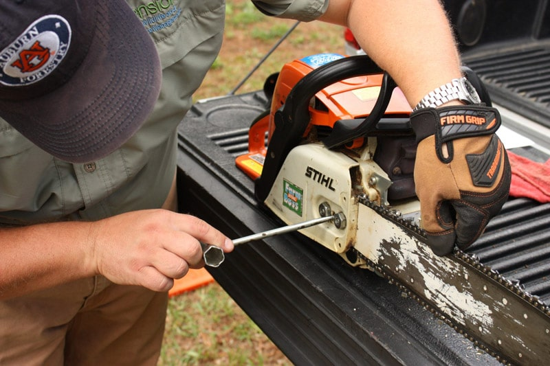 Chainsaw Safety Course Coming Up