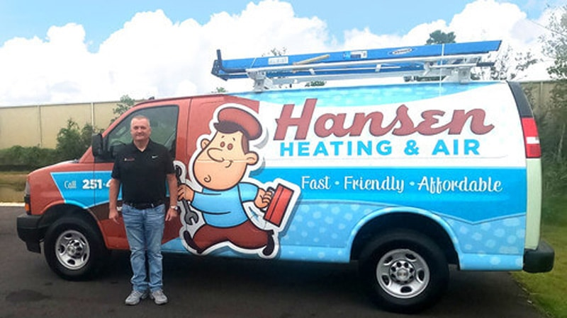 Hansen Heating and Air Acquired By Air Pros USA