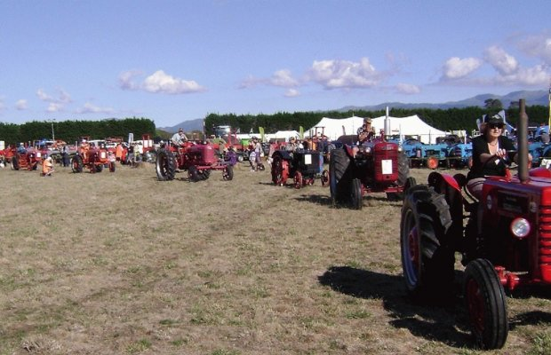 Old Iron Rally