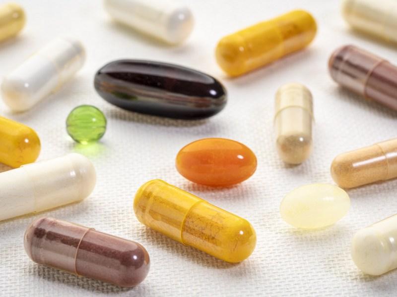 Food versus supplements?