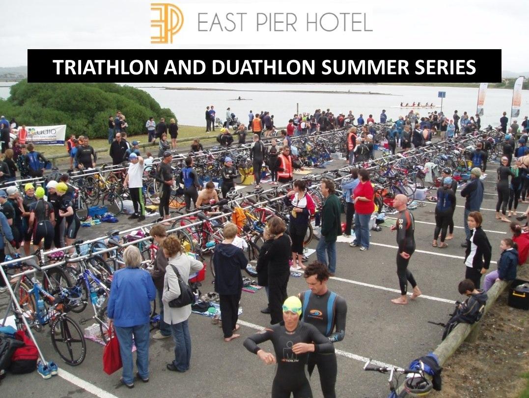 East Pier Summer Series