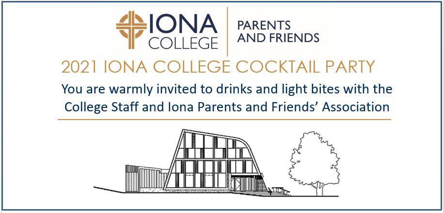 Iona College Cocktail Party