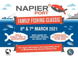 Napier Port Family Fishing Classic