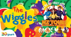 The Wiggles | We're All Fruit Salad Tour! - Napier