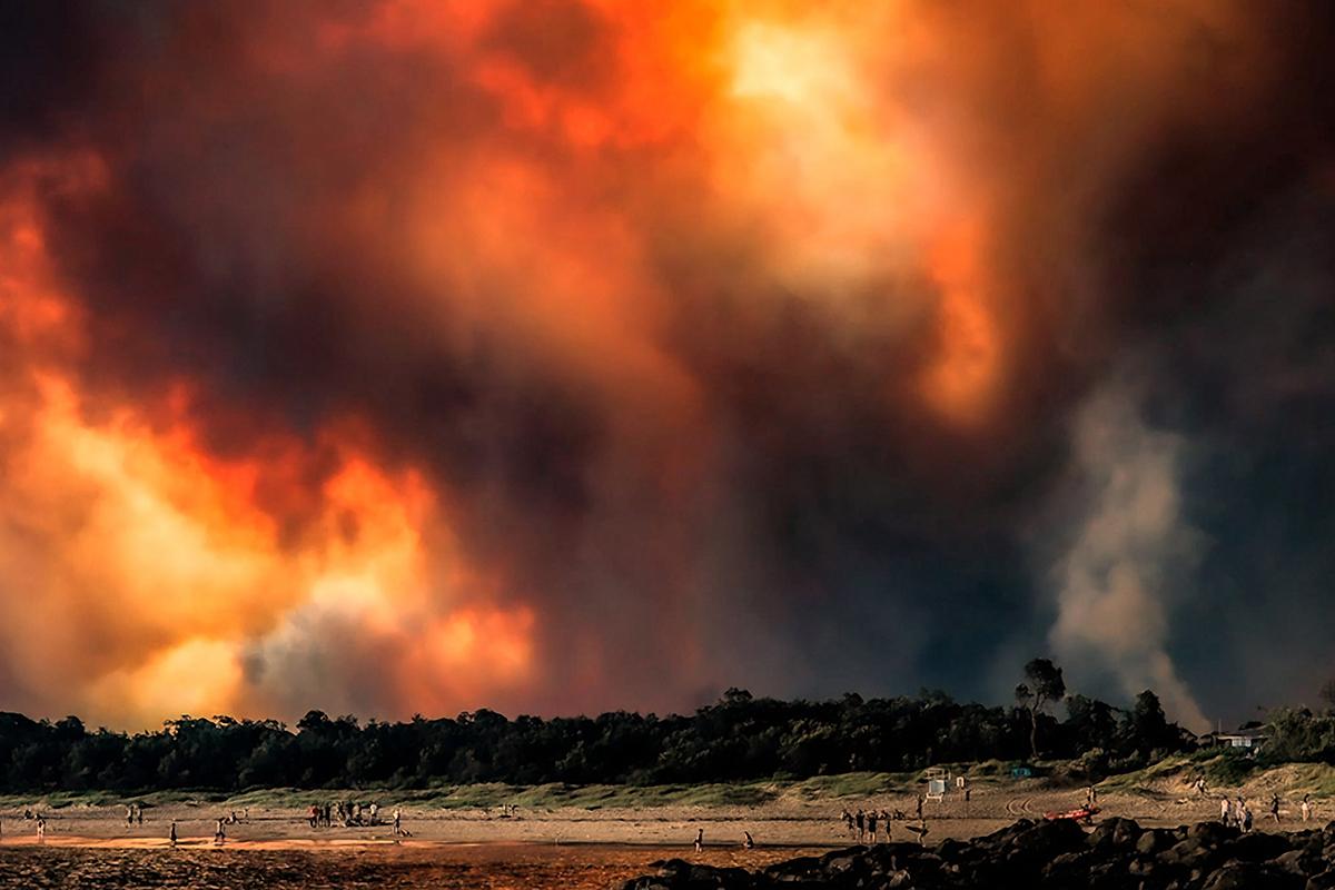 Climate Bushfire