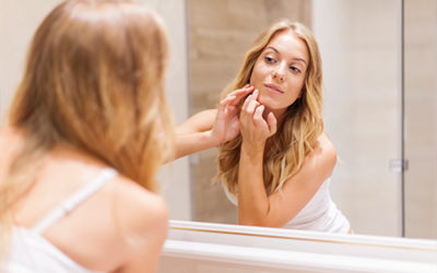 Suddenly Have Acne? Learn the Most Common Reason Most Adults Have Acne
