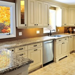 Easy Kitchen Remodel Unassembled Cabinets Ideas Bay Construction