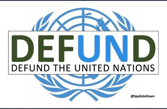 Trump: DefUNd the United Nations