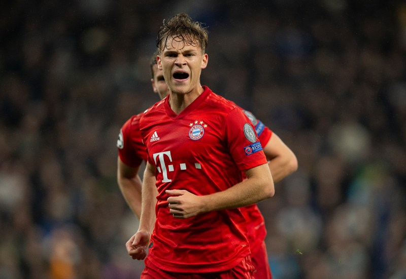 Bayern Munich: Joshua Kimmich remains on the path of greatness