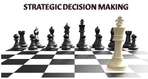 عندما اتخذنا قراراً استراتيجياً
