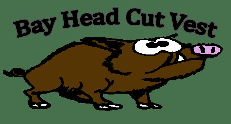 Bay Head Cut Vest