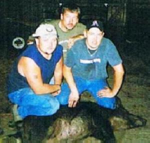 Bert, Greg and Gene