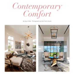 Contemporary Comfort