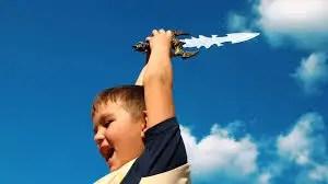 Nama Bayi Laki Laki Yang Artinya Pedang