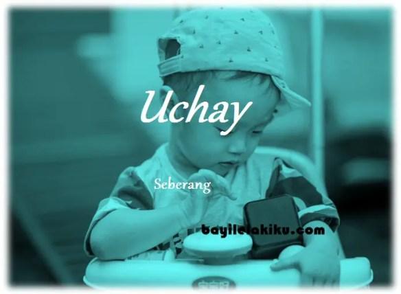 arti nama uchay