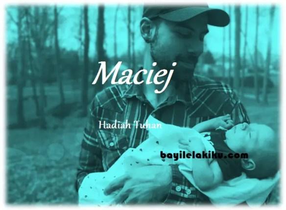 arti nama Maciej