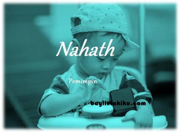 arti nama Nahath