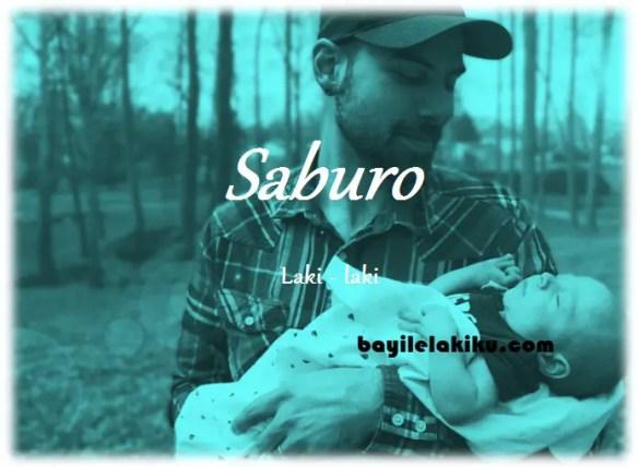 arti nama Saburo