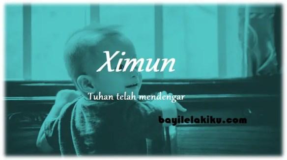 arti nama Ximun