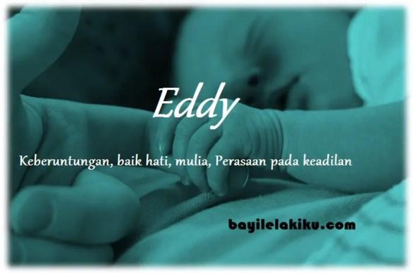 arti nama eddy