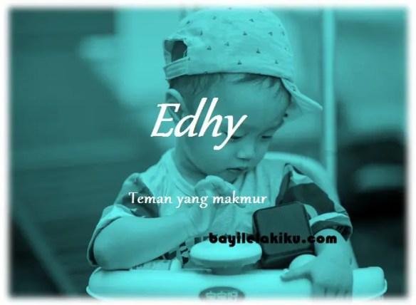arti nama edhy