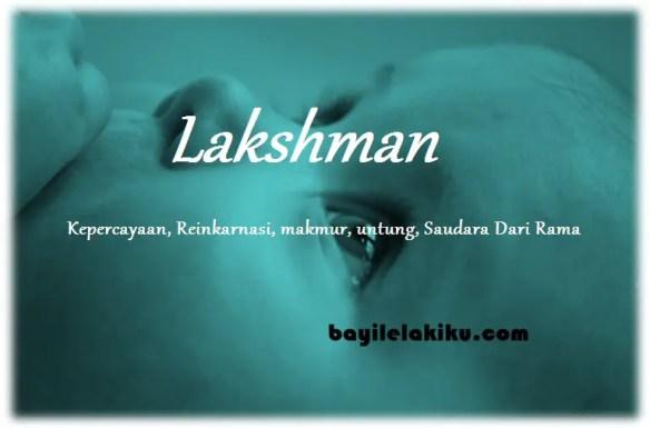 arti nama lakshman