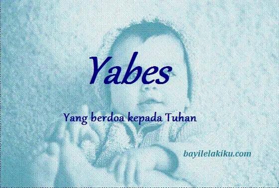 arti nama yabes
