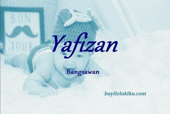 arti nama yafizan