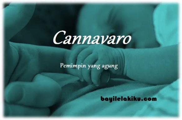 arti nama Cannavaro