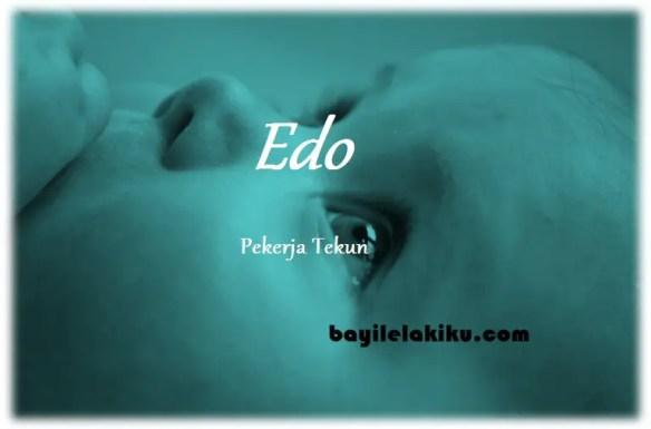 arti nama Edo