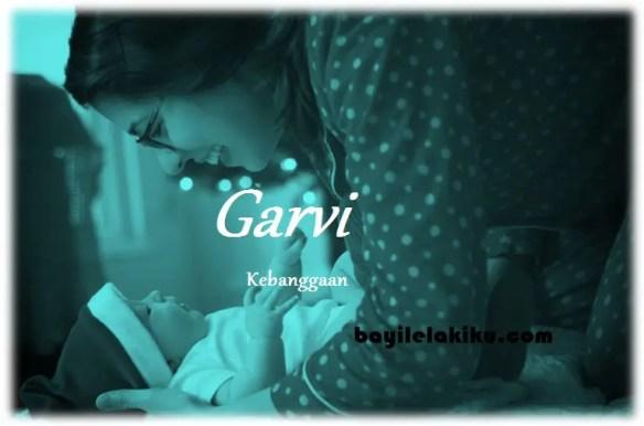 arti nama Garvi