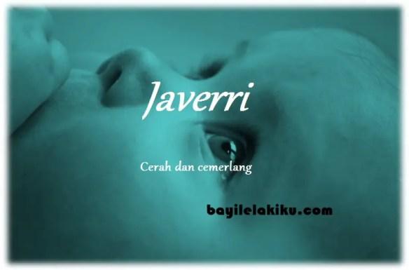 arti nama Javerri
