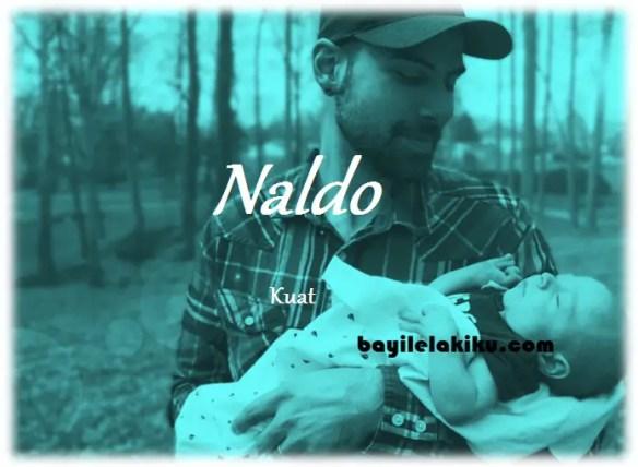 arti nama Naldo