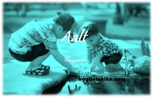 arti nama Aalt