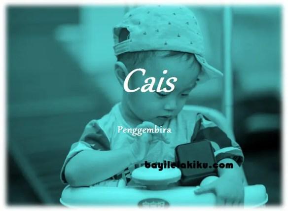 arti nama Cais